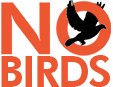 No Birds Logo